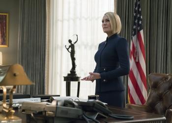 House of Cards: στο Λευκό Οίκο κάνει κουμάντο η γυναίκα