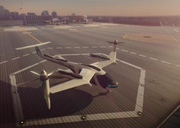 Τα ιπτάμενα Uber πλησιάζουν