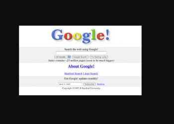 Google ετών 19