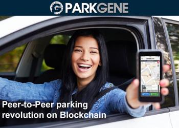 Parkgene: πάρκινγκ μέσω blockchain