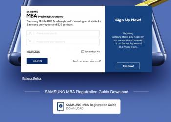 Samsung: πλατφόρμα Mobile B2B Academy για παροχή εκπαίδευσης και πιστοποίησης στους εξειδικευμένους συνεργάτες της
