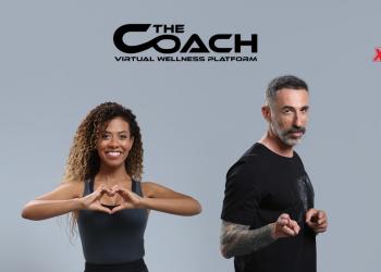 The Coach: νέα ψηφιακή πλατφόρμα εκγύμνασης και ευεξίας στα καταστήματα Γερμανός