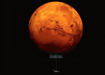 Σπίτι στο φεγγάρι και νερό από τον Άρη