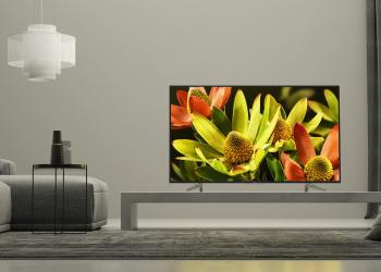 Νέες σειρές τηλεοράσεων 4Κ HDR από τη Sony