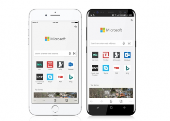 O Microsoft Edge μπαίνει και στα iOS και Android smartphones