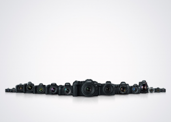 Canon: 100 εκατομμύρια φωτογραφικές μηχανές με εναλλάξιμους φακούς έχουν φύγει από το εργοστάσιο