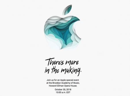 Νέα iPads στις 30 Οκτωβρίου