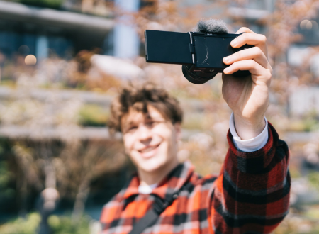 Sony ZV-E10: vlog camera με εναλλάξιμους φακούς