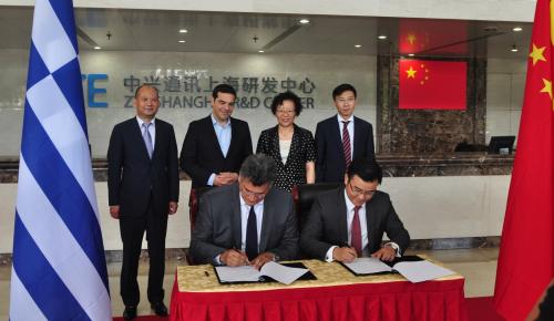 Σύμφωνο συνεργασίας Forthnet με ΖΤΕ