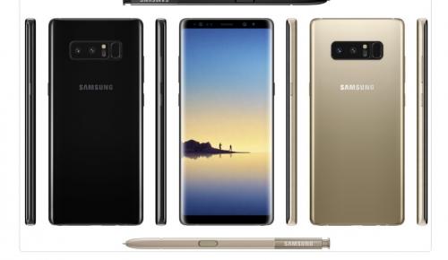 Αυτό είναι το Samsung Galaxy Note 8