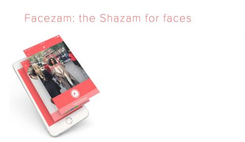 Facezam στα μούτρα