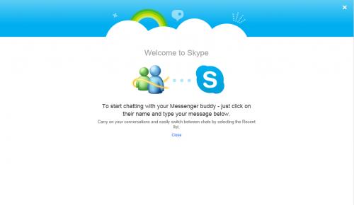 Τέλος ο Messenger