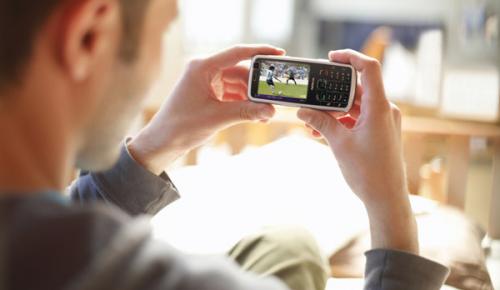 Τηλεόραση υψηλής ανάλυσης στο κινητό