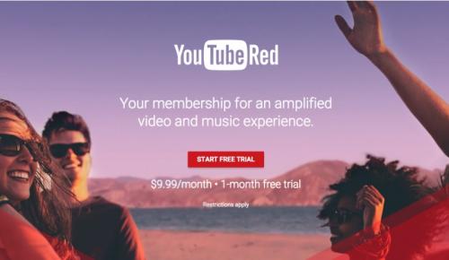Λανσάρισμα σήμερα για το συνδρομητικό YouTube