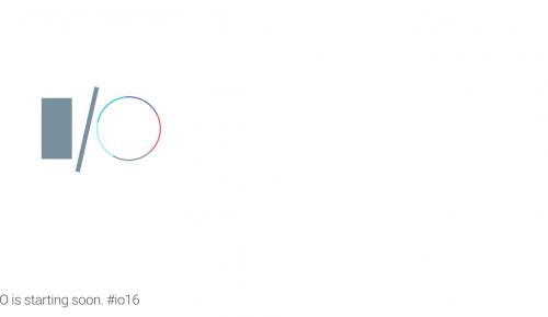 Αντίστροφη μέτρηση για το Google I/O