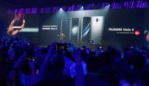Huawei Mate 9: έχουν αποθρασυνθεί εκεί στη Huawei