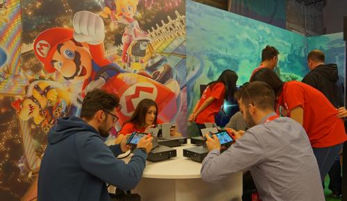 Ξεκίνησε η διάθεση του Nintendo Switch