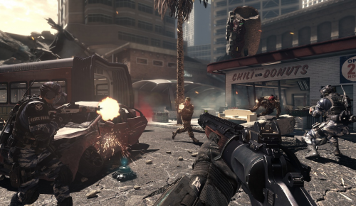 Call Of Duty: Ghosts (PS4) - To Review