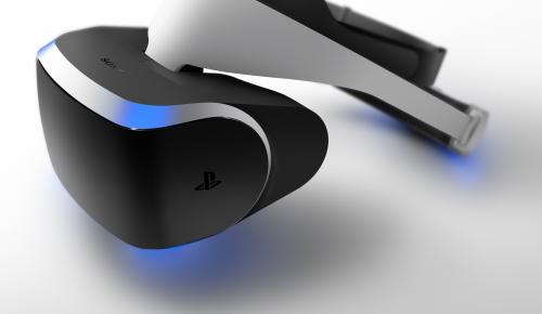 Virtual Reality για το Playstation 4