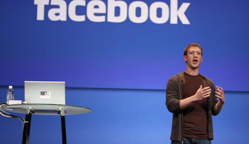 Ζάκερμπεργκ: Φέτος θα φτιάξω το Facebook