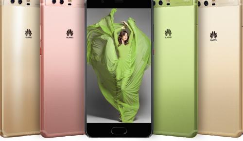 Ανακοινώθηκαν τα Huawei P10 και P10 Plus