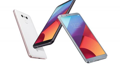 Ανακοινώθηκε επίσημα το LG G6