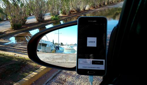 Παραχωρήσεις για να ξαναλειτουργήσει στο Λονδίνο μελετά η Uber