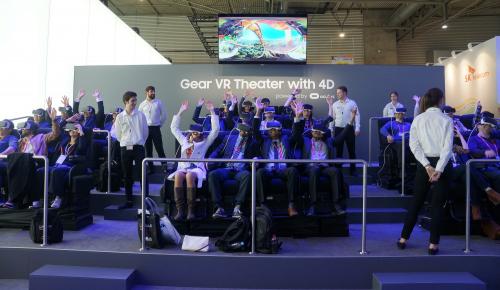 Eικονική πραγματικότητα και 4D