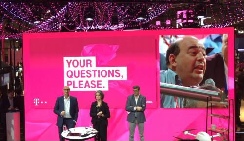 "Deutsche Telekom: ""Γίνεται πολύ καλή δουλειά από τη διοικητική ομάδα του ΟΤΕ"""