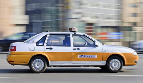 Τεράστια ποσά για τα… ταξί της Κίνας