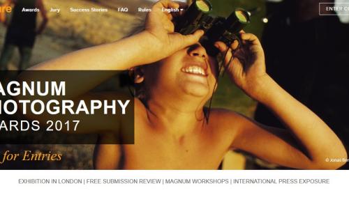 Βιβλίο και διαγωνισμός από το  Magnum Photos