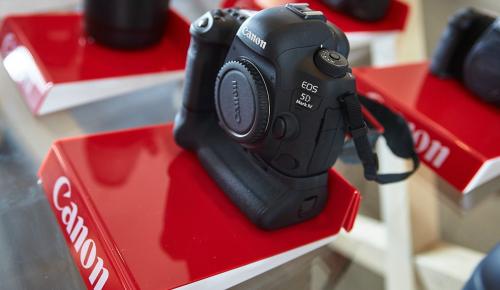 Αποκαλυπτήρια της Canon EOS 5D Mark IV στην Ελλάδα