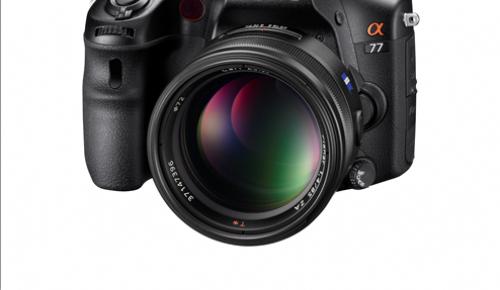 Sony SLT A65 & A77