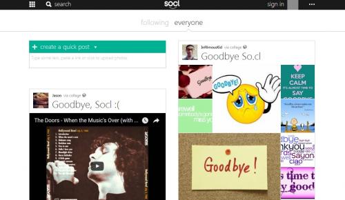 Πάει και το κοινωνικό δίκτυο της Microsoft
