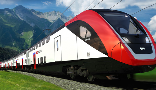 Bitcoin από τους ελβετικούς σιδηροδρόμους