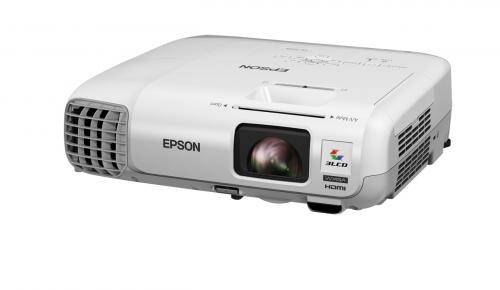 Φορητοί βιντεοπροβολείς από την Epson