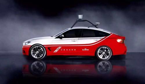 """""""Κινούμενα σπίτια"""" τα κινεζικά έξυπνα αυτοκίνητα"""
