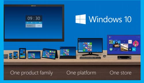 Αντίστροφη μέτρηση για τα Windows 10
