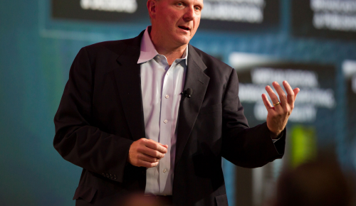 Βέλη εναντίον Google από τον Steve Ballmer