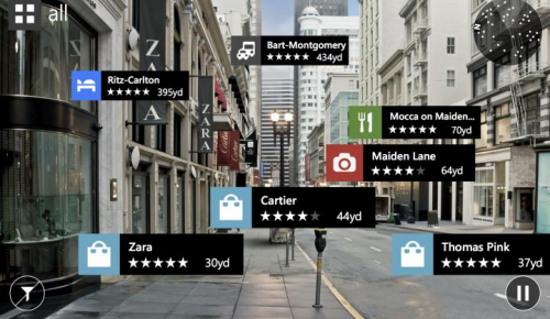 Στις Audi, BMW και Daimler οι χάρτες της Nokia.