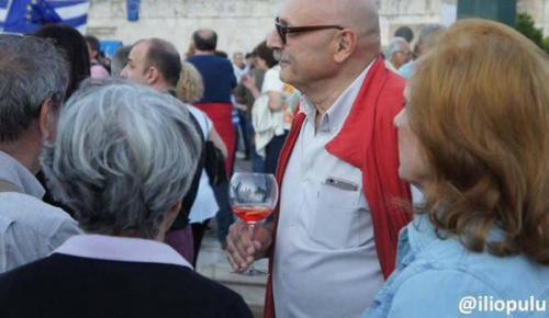 Ο κύριος με το κρασί