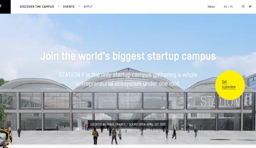 Το μεγαλύτερο startup campus στον κόσμο