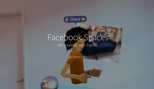 Το Facebook ανακοινώνει τα Spaces