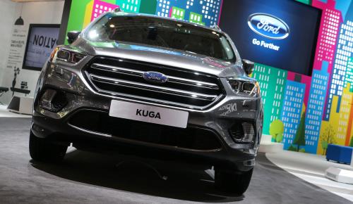 Ford: η συνδεσιμότητα των αυτοκινήτων σε πρώτο πλάνο