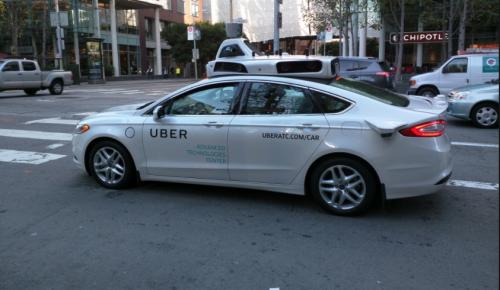 Η Uber παίρνει κούρσα για τα δικαστήρια