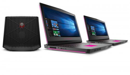 Νέα gaming laptops από την Alienware