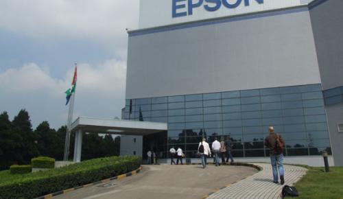 50 χρόνια εκτυπωτές Epson