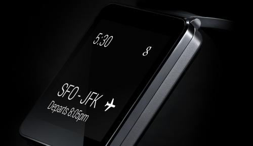Smartwatch από τη Google