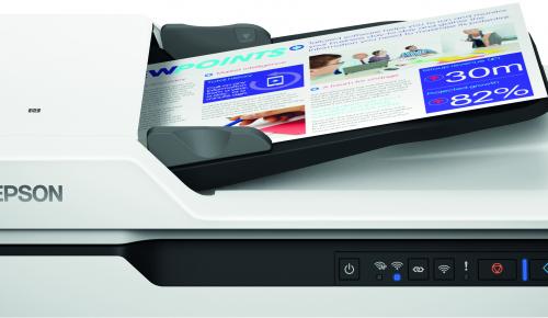 Epson: νέα επαγγελματικά μοντέλα scanners